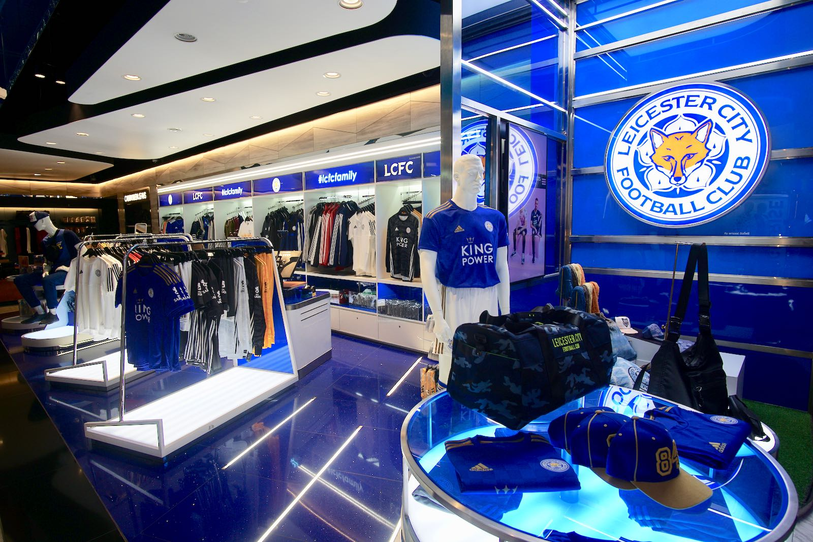 Merchandise Leicester City Di King Rangnam