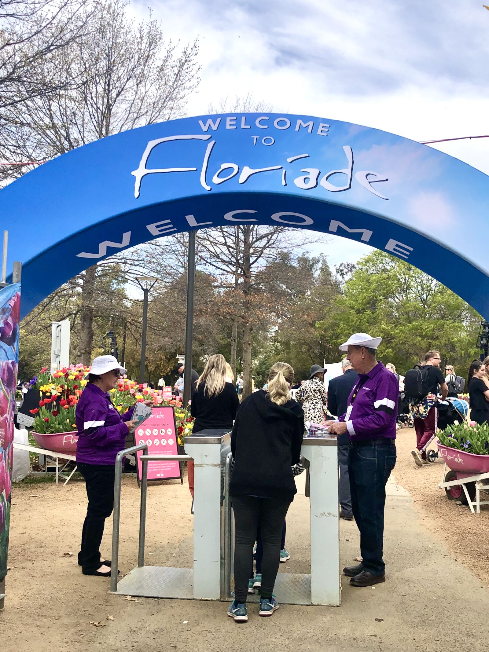 Welcome To Floriade