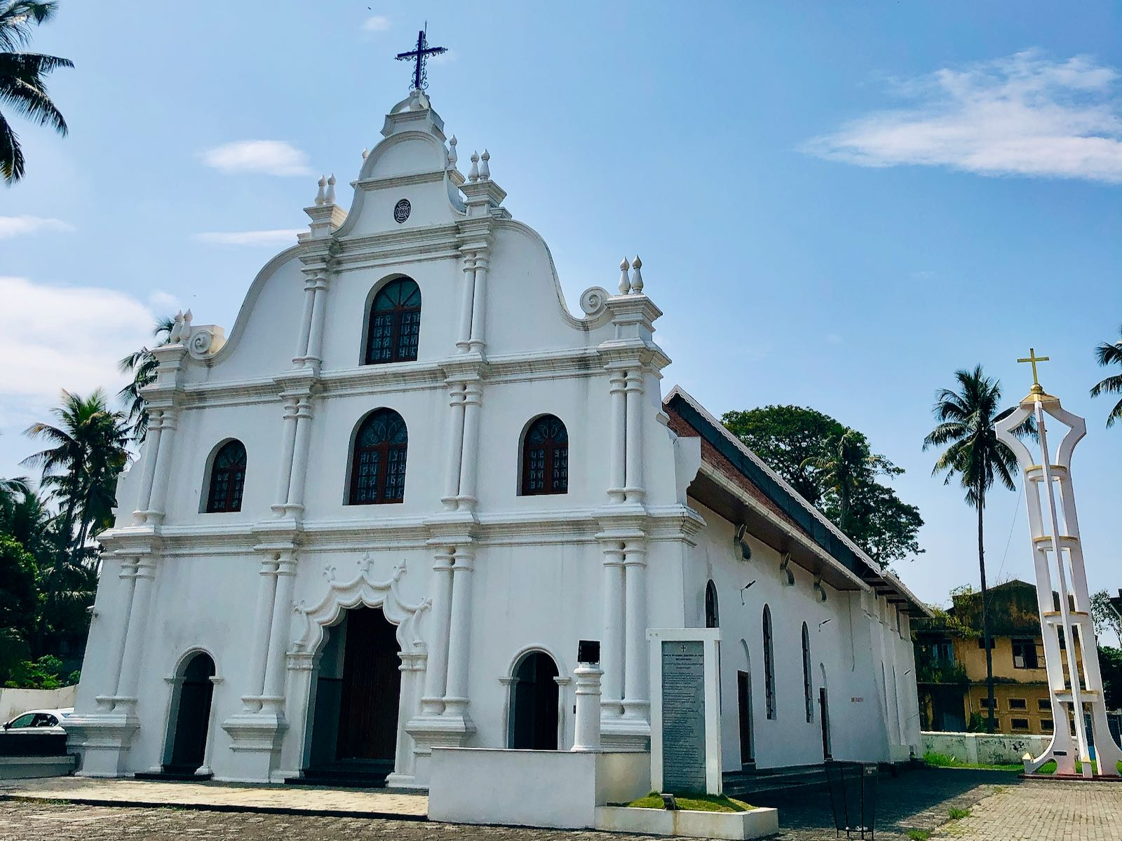 Church Of Our Lady Of Life Fort Kochi