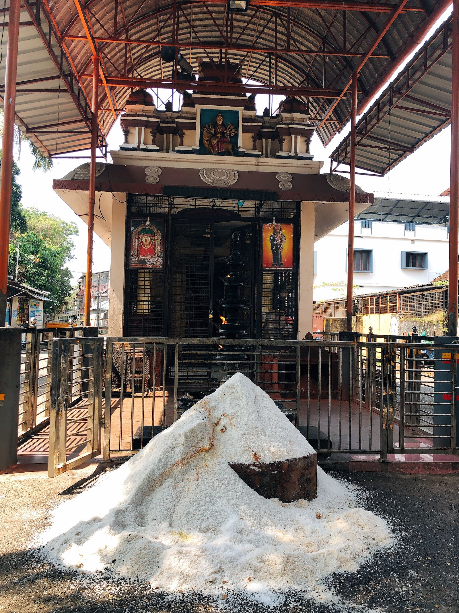 Salt Temple Fort Kochi