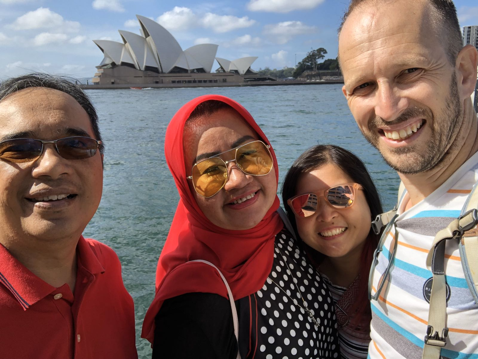Sydney Private Tour April 2019