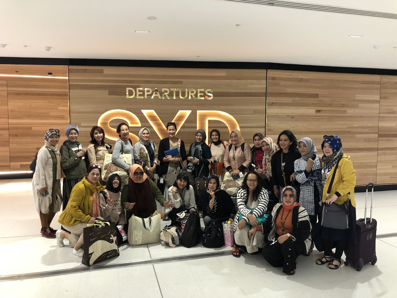 Sydney Private Tour Big Group 2019