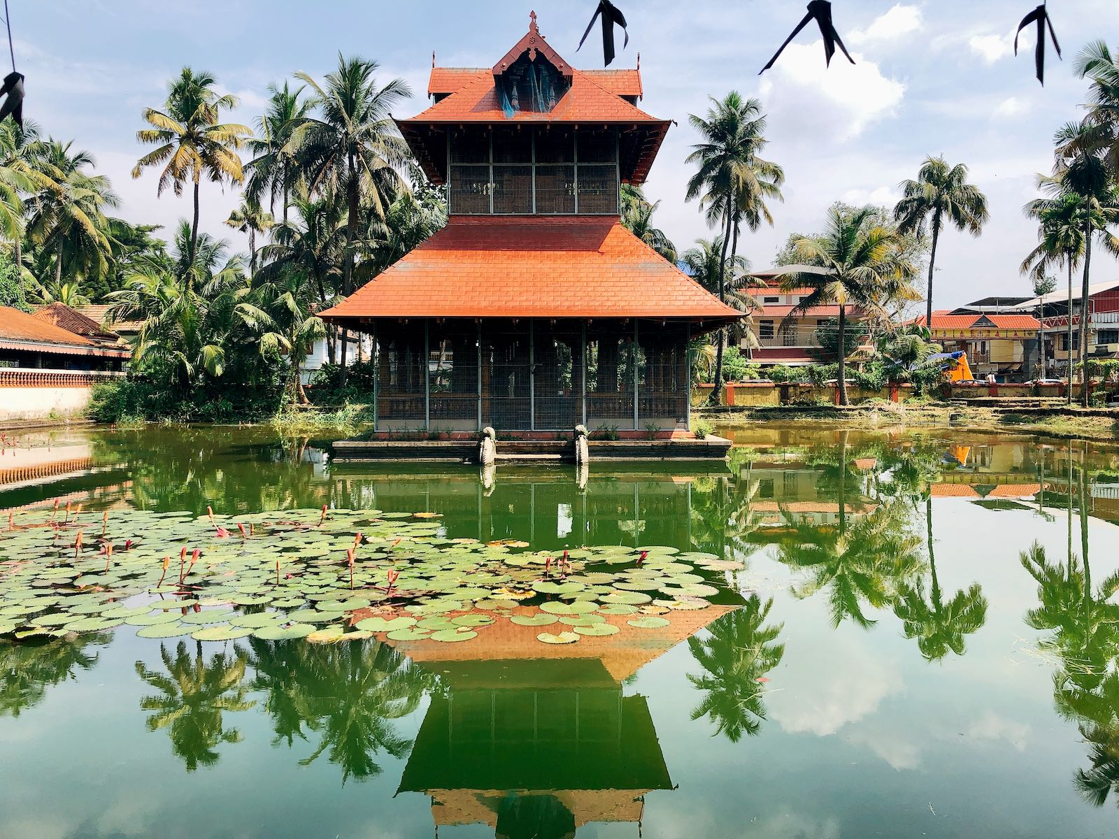 Water Temple Fort Kochi