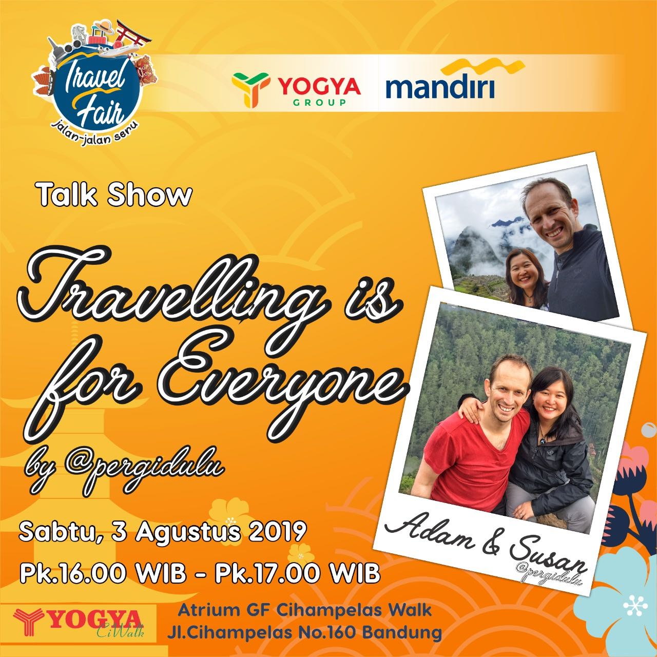 Yogya Travel Fair 2019
