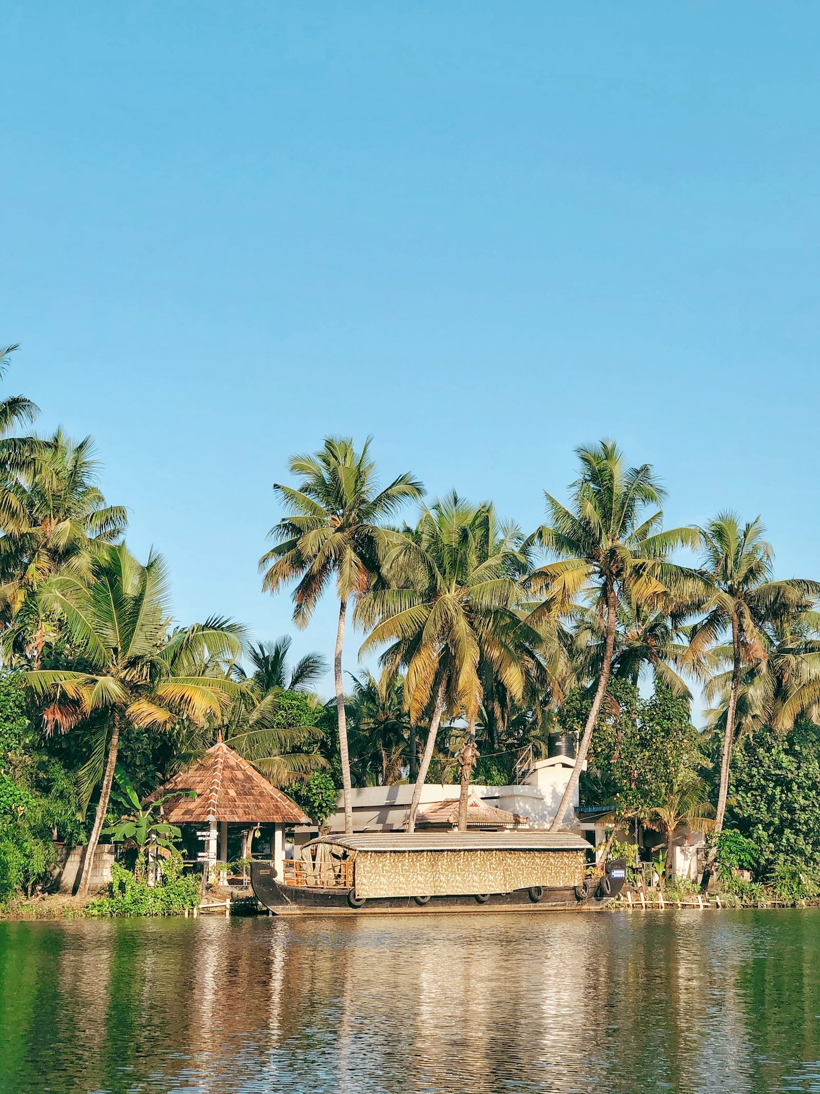 Backwaters Di Munroe Island