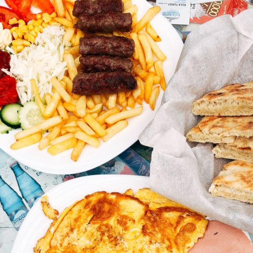 Highlight Kuliner Di Balkan